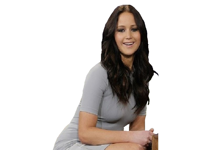 Sticker other jennifer lawrence contente joie sourire