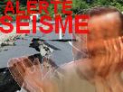 Sticker risitas jesus seisme alerte rouge