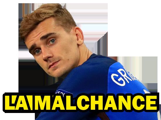 Sticker other malchance chance griezmann
