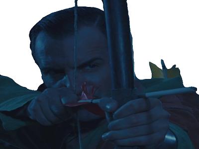 Sticker other oss robin 117 exdark arc archer