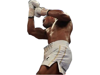 Sticker other joshua klitschko uppercut