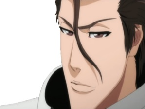 Sticker risitas aizen just as planned troll kubo bleach levres