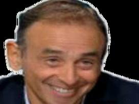 Sticker politic eric zemmour sourire moqueur ben voyons faceapp