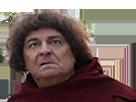 Sticker jvc jacouille jackouille la fripouille les visiteurs paysan campagnard province provincial malade tare fou dents maladies cancer fic risitas