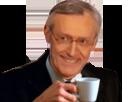 Sticker politic henry de lesquen cafe