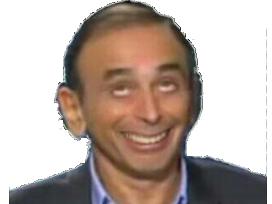 Sticker politic eric zemmour content sourire faceapp ben voyons