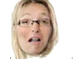 Sticker jvc laurent ruquier femme fille trans lunette capote prout by farting petant faceapp