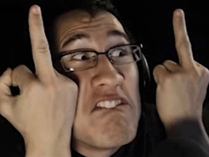 Sticker other markiplier majeur insulte fuck youtube markimoo