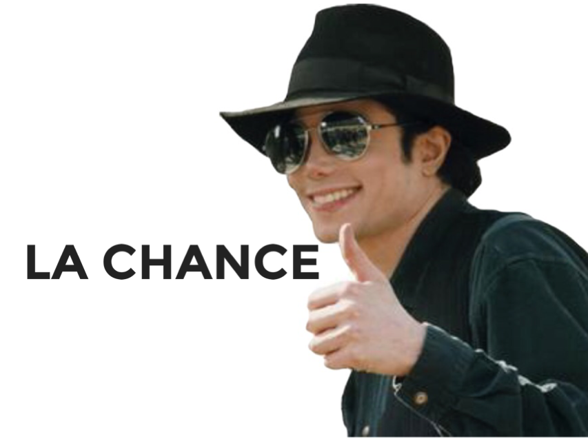 Sticker jvc michael jackson mjj chanteur musique music pop dance rire sourire smile rock issou larry la chance juif chapeau 1109