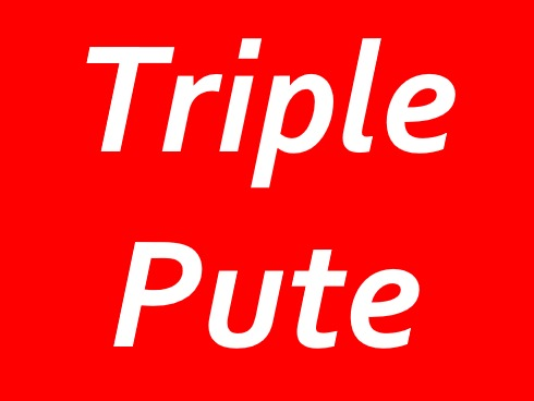 Sticker other alkpote triple pute triplepute insulte clash risibank