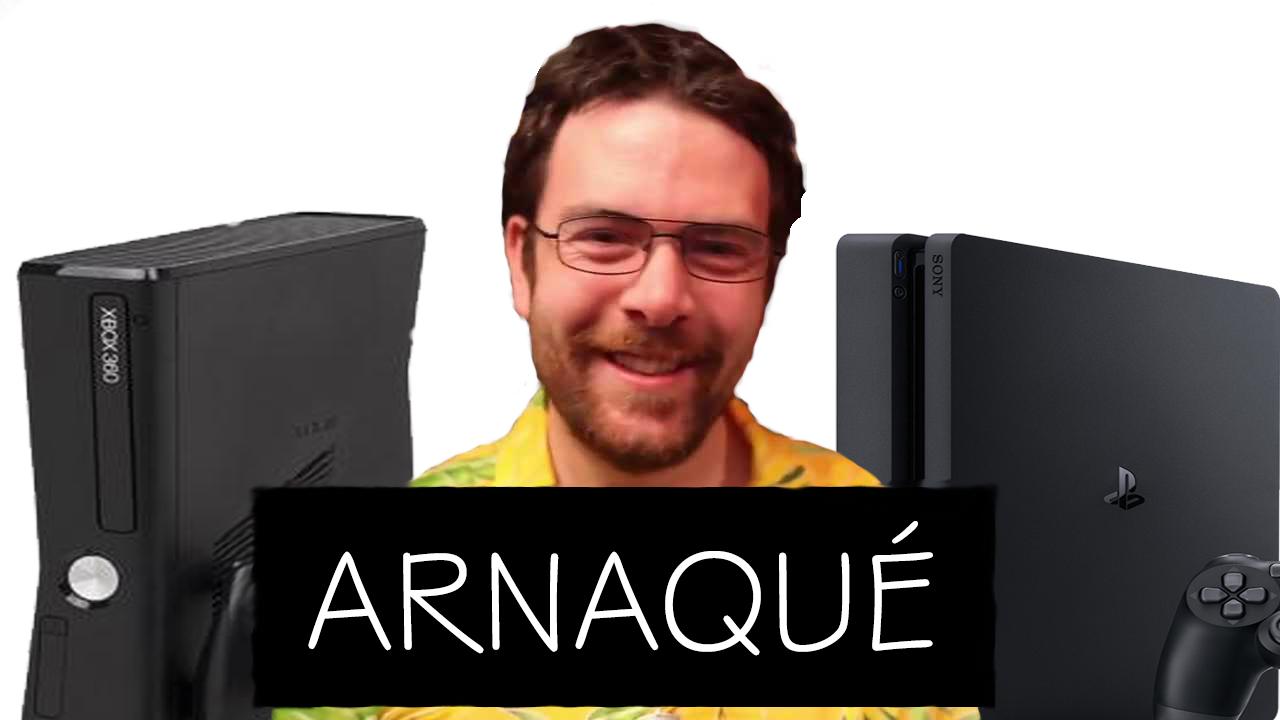 Sticker other arnaque jdg console