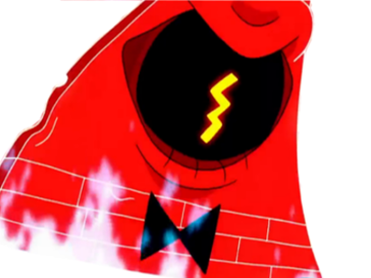 Sticker other bill cipher gravity falls colere angry agreugreumechant