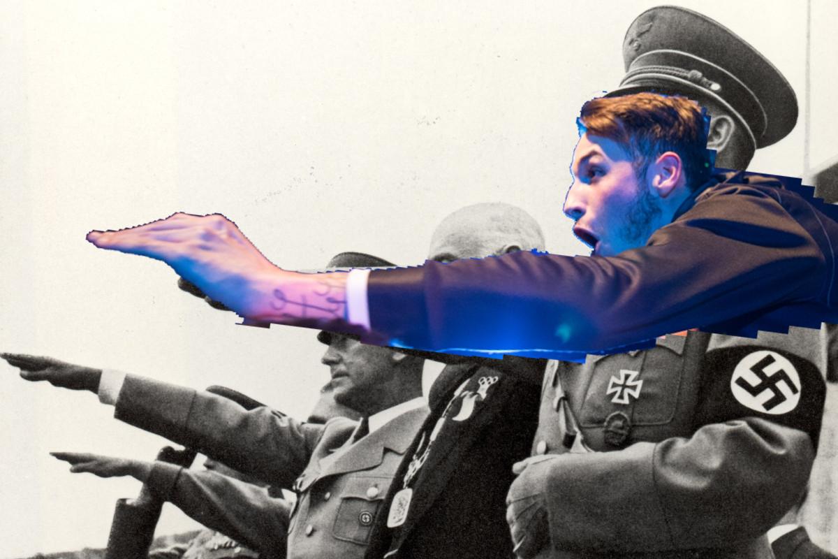 Sticker risitas kennys nazi cs go