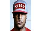 Sticker jvc booba rap rapper rappeur racaille de changai facho b2o jambe de coq
