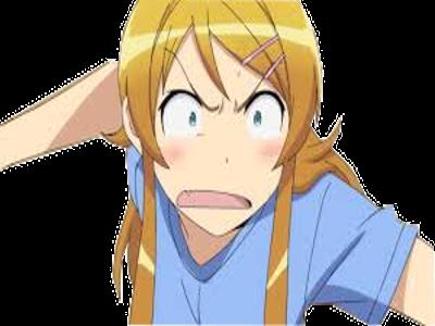 Sticker risitas kikoojap anime oreimo