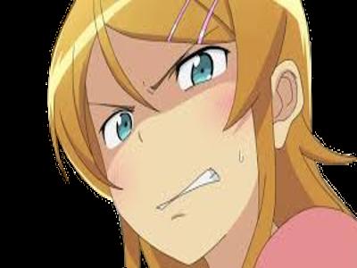 Sticker kikoojap anime oreimo