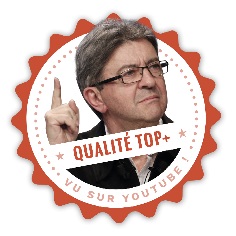 Sticker politic melenchon qualite top top plus melenshack discord