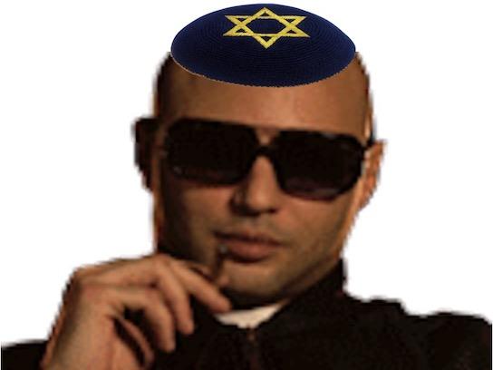 Sticker risitas alk juif pote