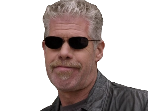 Sticker risitas soa sons of anarchy clay morrow