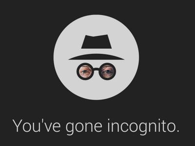 Sticker other larry incognito navigation privee internet
