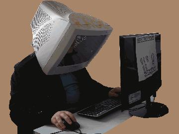 Sticker other 12h11 gros lard ingenieur ingesclave victime ordinateur geek esclave team prepa programmation