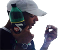 Sticker other freeze corleone miroir adidas