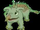 Sticker risitas yee meme dinosaure papa