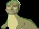 Sticker jesus yeessou yee dinosaure papa meme