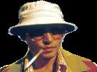 Sticker risitas las vegas parano cigarette bob
