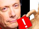 Sticker risitas antoine maximy ddb ban bannir jirai dormir chez vous
