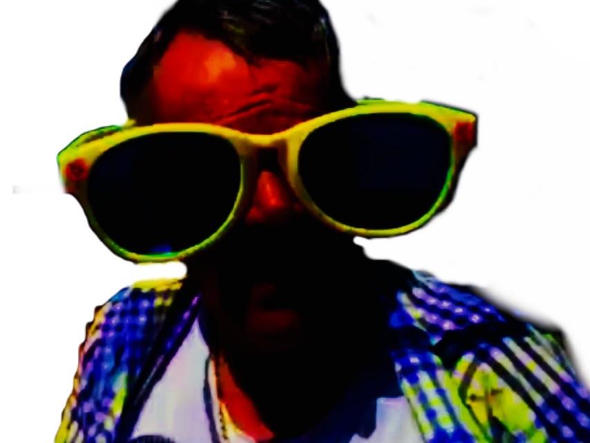 Sticker risitas issou dedicace espagne lunette plage soleil chancla fan art