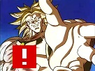 Sticker risitas broly ddb dbz