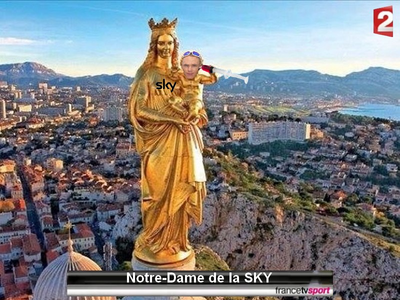 Sticker risitas bonne mere froome