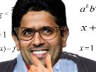 Sticker other nasser al khelaifi reflexion maths psg paris