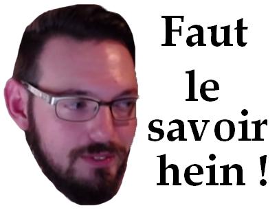 Sticker other streamer twitch lyonandthepryde frenched tete faut le savoir hein replique soral live killerjamme