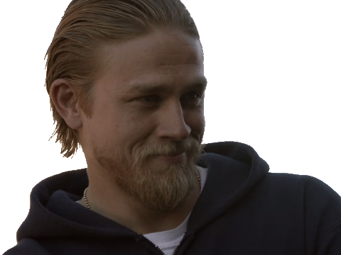 Sticker other jackson jax teller soa sons of anarchy content sourire