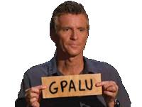 Sticker other denis brogniart koh lanta bulletin g pa lu gpalu