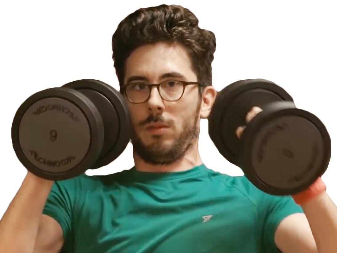 Sticker other kemar muscu musculation sport malaise halteres fitness salle gym