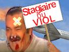 Sticker crash serveur stagiraire insulte risitas jesus