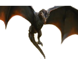 Sticker other drogon dragon got game of thrones