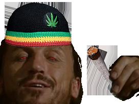 Sticker other bronn got joint