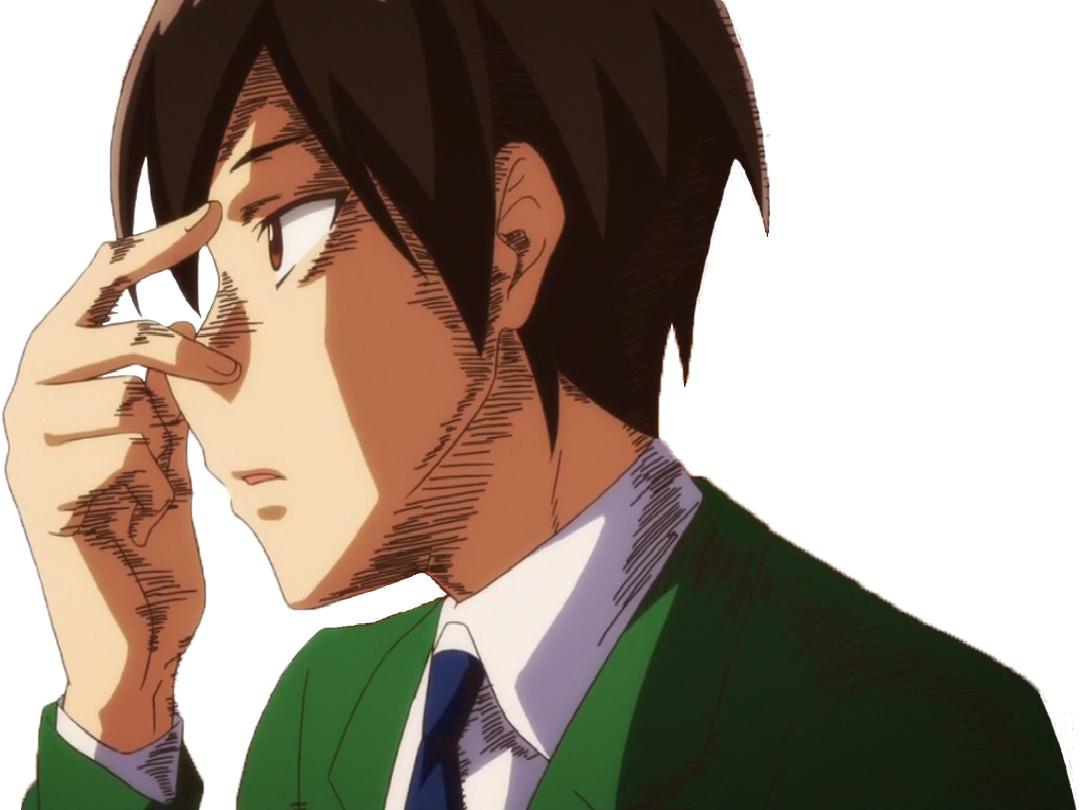 Sticker kikoojap hajimete no gal anime reflexion reflechis killerjamme