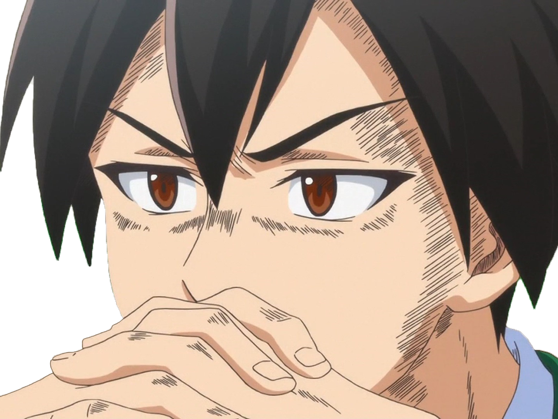 Sticker kikoojap hajimete no gal anime reflexion reflechis dark killerjamme