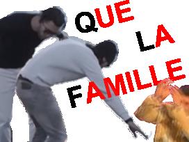 Sticker other qlf que la famille rap gay rappeur pnl