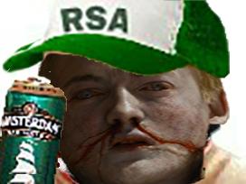 Sticker joffrey rire got