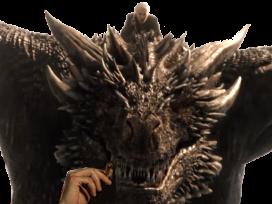 Sticker drogon dragon got