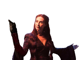 Sticker other melisandre got red woman