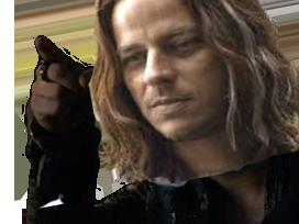 Sticker other jaqen got got