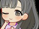 Sticker kikoojap sae idolmaster anime