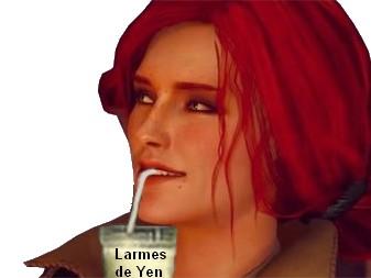 Sticker other triss boit drink